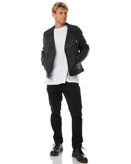 BLACK MENS CLOTHING NEUW JACKETS - 32770783