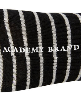 BLACK CHARCOAL MENS CLOTHING ACADEMY BRAND SOCKS + UNDERWEAR - 19S004BLKCH