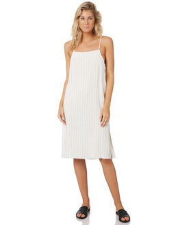 WHITE WOMENS CLOTHING RUSTY DRESSES - DRL1012WHT