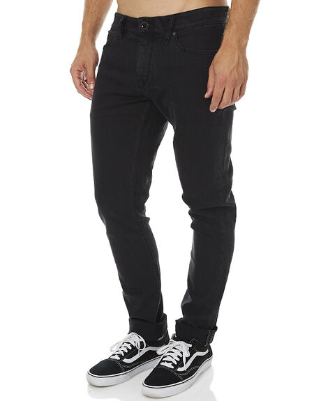 INK BLACK MENS CLOTHING VOLCOM JEANS - A1931510INK