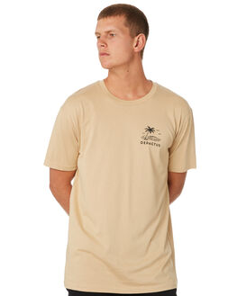 TAN MENS CLOTHING DEPACTUS TEES - D5193005TAN