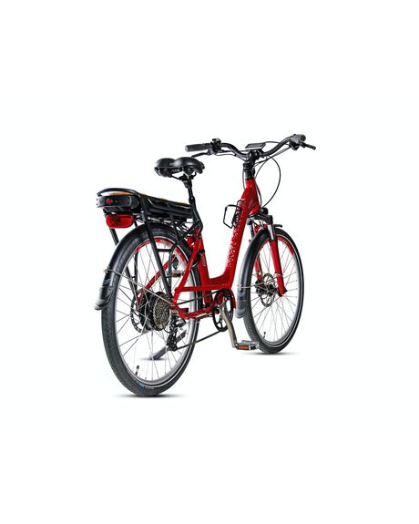 RED OUTDOOR RIDE SMART MOTION BIKES - SM_ECIT-01F1
