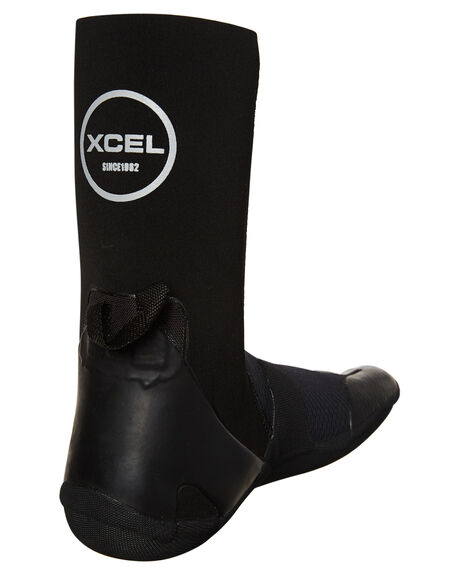BLACK BOARDSPORTS SURF XCEL MENS - AN36COM7BLK