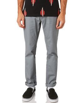 CEMENT MENS CLOTHING BRIXTON PANTS - 04044CMNT