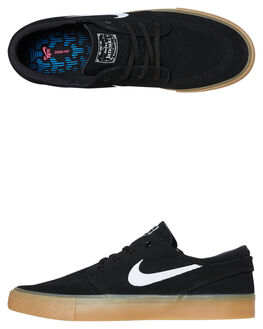 new arrival f81c2 2961b BLACK WHITE MENS FOOTWEAR NIKE SKATE SHOES - AQ7475-003. NIKE 1 Sb ...