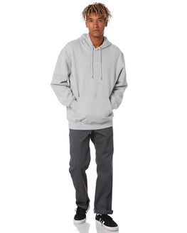 GREY MARLE MENS CLOTHING HUFFER JUMPERS - MHD02S4001GRYML