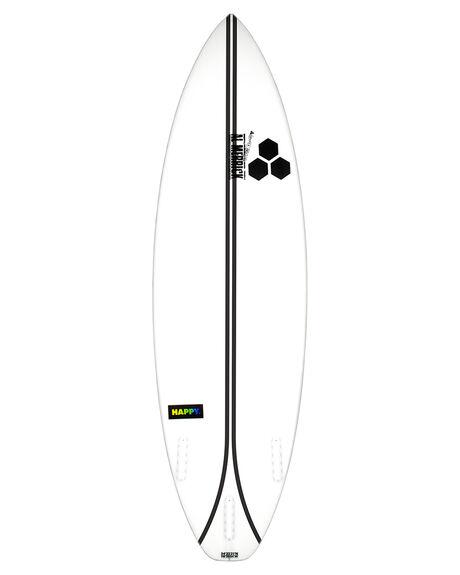 CLEAR BOARDSPORTS SURF CHANNEL ISLANDS SURFBOARDS - CIHSTEPSCLR