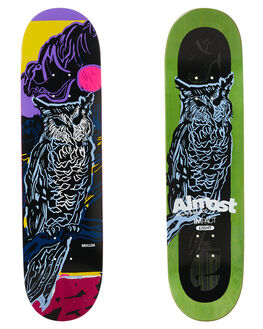 MULLEN BOARDSPORTS SKATE ALMOST DECKS - 100231141MULL
