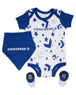 CONVERSE BLUE KIDS BABY CONVERSE CLOTHING - RLC0052024