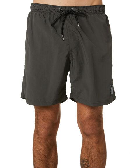 BLACK MENS CLOTHING SANTA CRUZ SHORTS - SC-MBD9392BLK