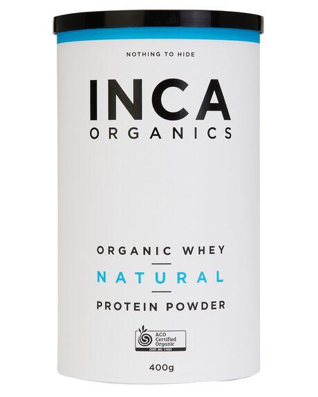 NATURAL HOME + BODY BODY INCA ORGANICS WELLNESS - 30ATA03-4-NAT