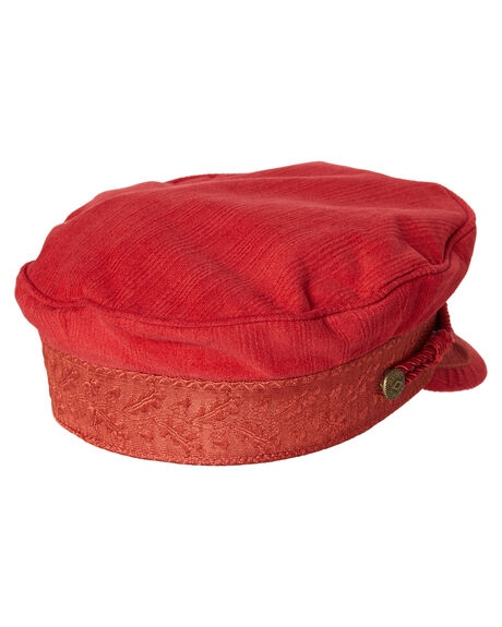 BURNT ORANGE WOMENS ACCESSORIES BRIXTON HEADWEAR - 00713BTORG