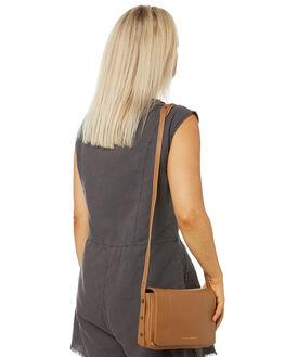 TAN WOMENS ACCESSORIES STATUS ANXIETY BAGS + BACKPACKS - SA7642TAN