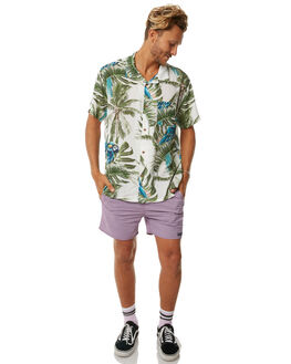 LAVENDER MENS CLOTHING INSIGHT BOARDSHORTS - 5000000313LAV