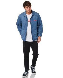 INDIGO STONE MENS CLOTHING LEVI'S JACKETS - 69653-0003
