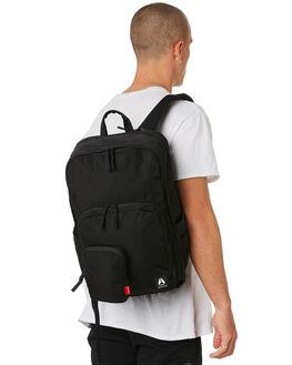 ALL BLACK NYLON MENS ACCESSORIES NIXON BAGS + BACKPACKS - C2953-1148