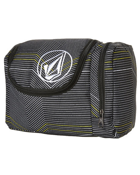 volcom promo toiletry case stripe surfstitch
