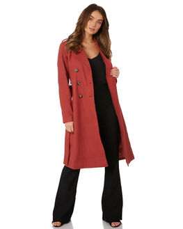 CINNAMON WOMENS CLOTHING THE FIFTH LABEL JACKETS - 40190523CINN