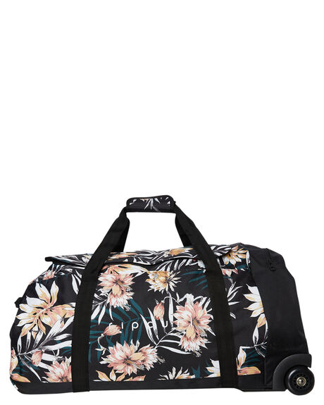 BLACK WOMENS ACCESSORIES RIP CURL BAGS + BACKPACKS - LTRIL10090