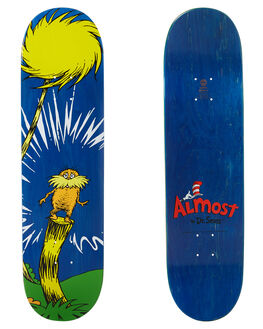MULTI BOARDSPORTS SKATE ALMOST DECKS - 100231158MULTI