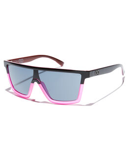 GLOSS BLACK PINK MENS ACCESSORIES CHILDE SUNGLASSES - CLD-G0402010GBPNK
