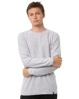 WHITE MENS CLOTHING ST GOLIATH KNITS + CARDIGANS - 4313063WHT