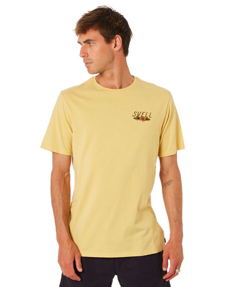 MELLOW YELLOW MENS CLOTHING SWELL TEES - S5202018MELYW