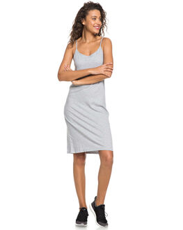 HERITAGE HEATHER WOMENS CLOTHING ROXY DRESSES - ERJKD03228SGRH