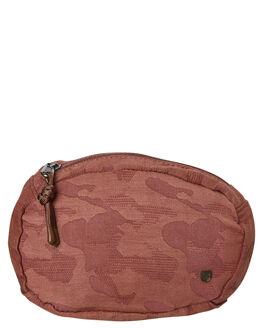 BLUSH CAMO WOMENS ACCESSORIES BRIXTON BAGS + BACKPACKS - 05254-BLSHC