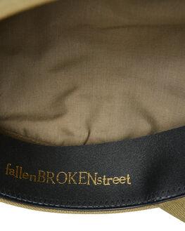 GREEN WOMENS ACCESSORIES FALLENBROKENSTREET HEADWEAR - W19-11-01GRN