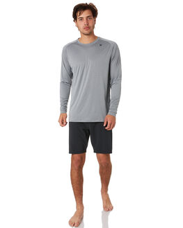 COOL GREY HEATHER BOARDSPORTS SURF HURLEY MENS - AV5552066
