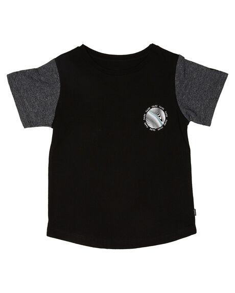 BLACK KIDS TODDLER BOYS ST GOLIATH TOPS - 2820010BLK
