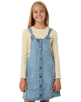 DENIM KIDS GIRLS EVES SISTER DRESSES + PLAYSUITS - 9550037DEN