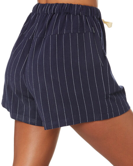 NAVY WOMENS CLOTHING RPM SHORTS - 20PW22ANVY