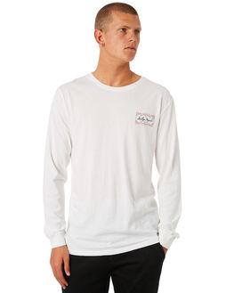 WHITE MENS CLOTHING RHYTHM TEES - JAN18M-PT12WHT