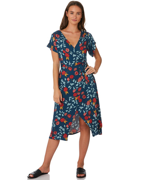 PRINT WOMENS CLOTHING ALL ABOUT EVE DRESSES - 6433009PRINT