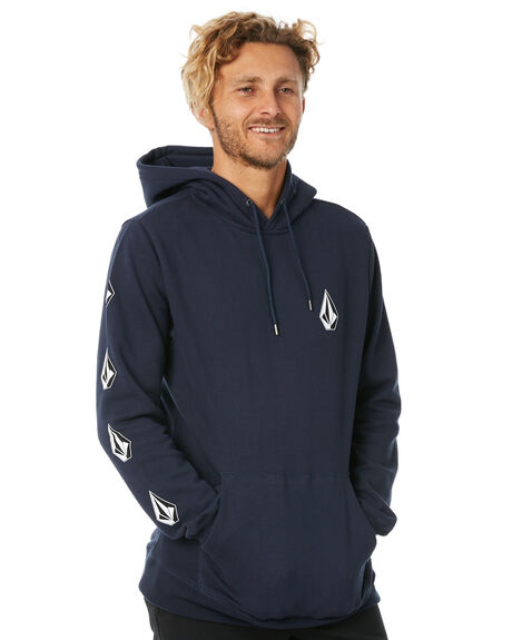 NAVY MENS CLOTHING VOLCOM JUMPERS - A4111801NVY