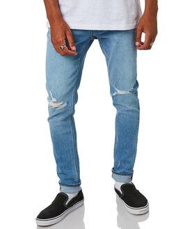 MALIBU DESTROY MENS CLOTHING LEE JEANS - L-606595-NJ7MDES