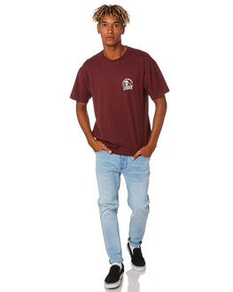 PORT ROYALE MENS CLOTHING VANS TEES - VNA49KZ4QU