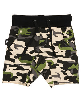 CAMO KIDS TODDLER BOYS RADICOOL DUDE SHORTS - RD1024CAMO