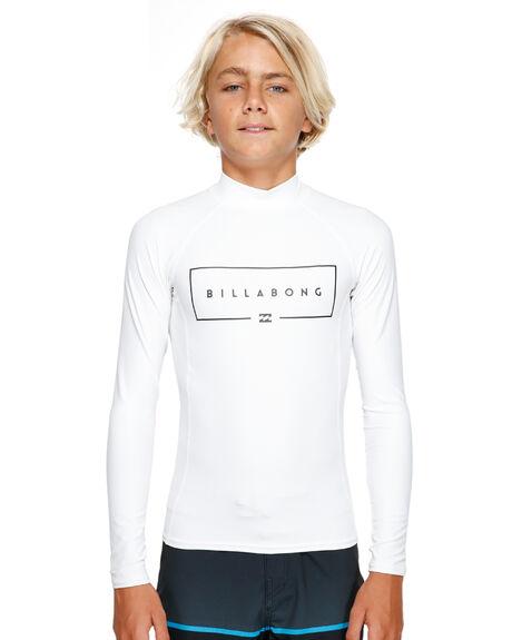 WHITE BOARDSPORTS SURF BILLABONG BOYS - BB-8791502-WHT