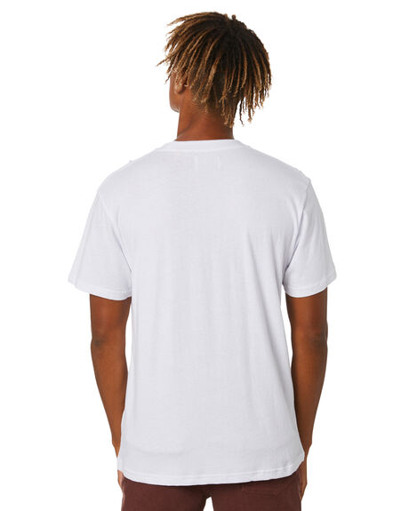 WHITE MENS CLOTHING THE CRITICAL SLIDE SOCIETY TEES - TE2022WHT