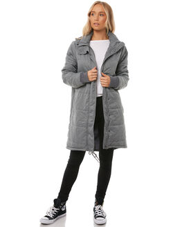 STEEL MARLE WOMENS CLOTHING O'NEILL JACKETS - 4522904STM