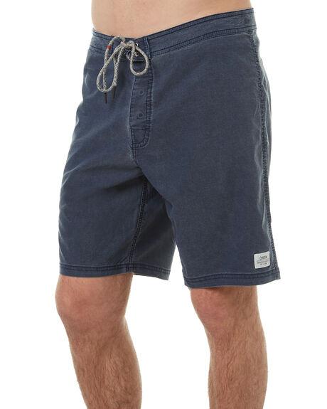 NAVY MENS CLOTHING KATIN BOARDSHORTS - TRPARSS17NVY