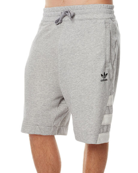 940b58d53 Adidas Originals Street Modern Mens Short - Medium Grey Heather ...