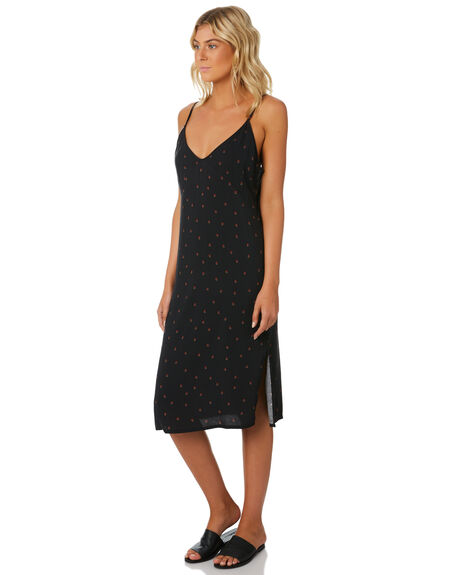 BLACK OUTLET WOMENS SWELL DRESSES - S8184458BLACK