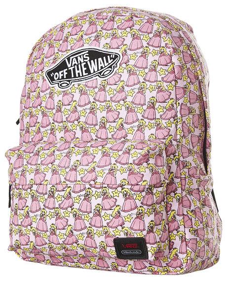 cba0aa8938 Vans Nintendo Backpack - Princess Peach   SurfStitch