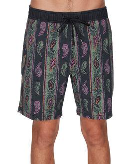 DARK CHARCOAL MENS CLOTHING BILLABONG BOARDSHORTS - BB-9591418-D32