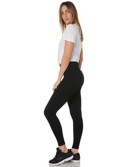 BLACK WOMENS CLOTHING SWELL PANTS - S8183196BLACK