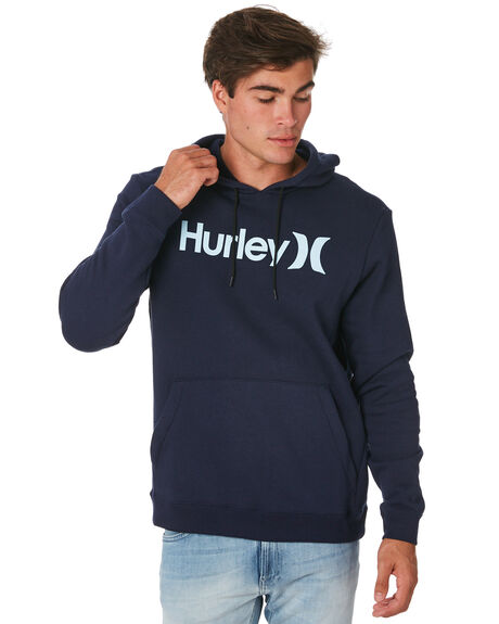 OBSIDIAN MENS CLOTHING HURLEY JUMPERS - AQ0773452